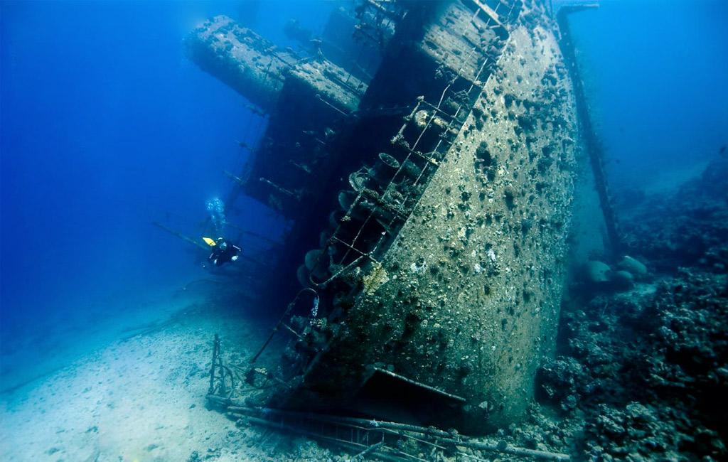 SS Thistlegorm Mar Rojo