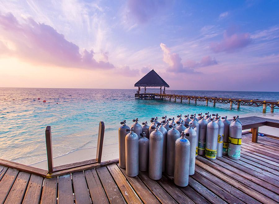 Buceo en Islas Maldivas
