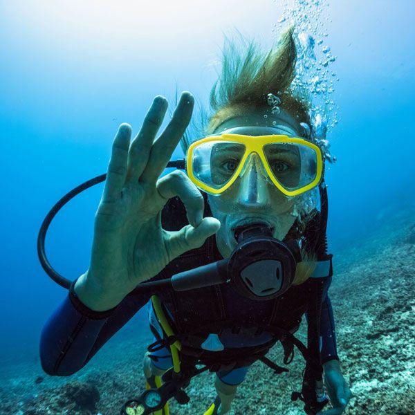 Curso OpenWater Diver en Cabo de Palos