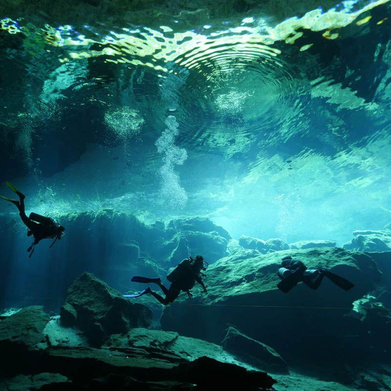 cenote chak mool