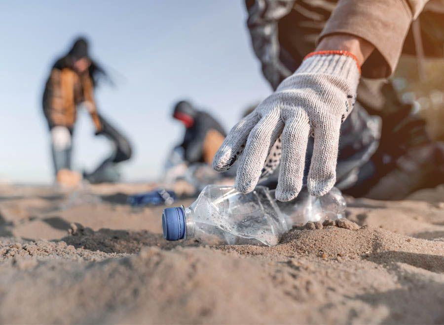 como debemos hacer una limpieza de playas