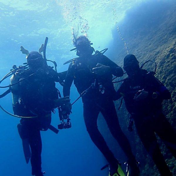 Curso Open Water Diver Estartit Islas MEdas