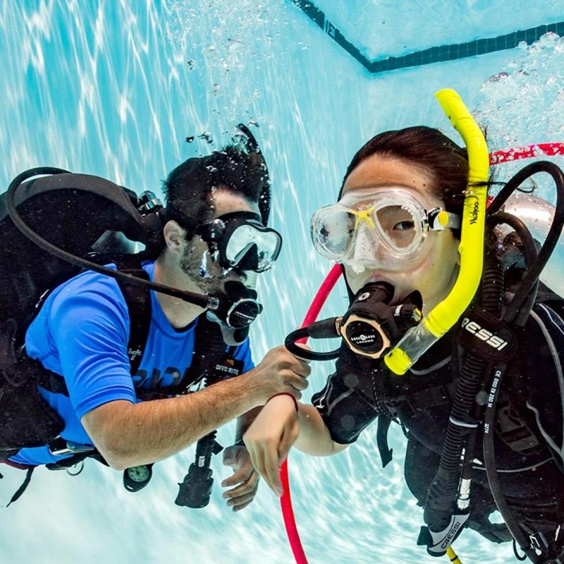 Discover Scuba Diving Madrid