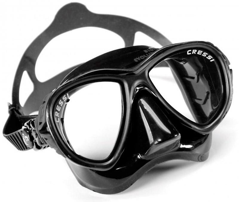 Máscara de buceo Cressi