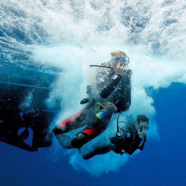 Curso open Water Diver