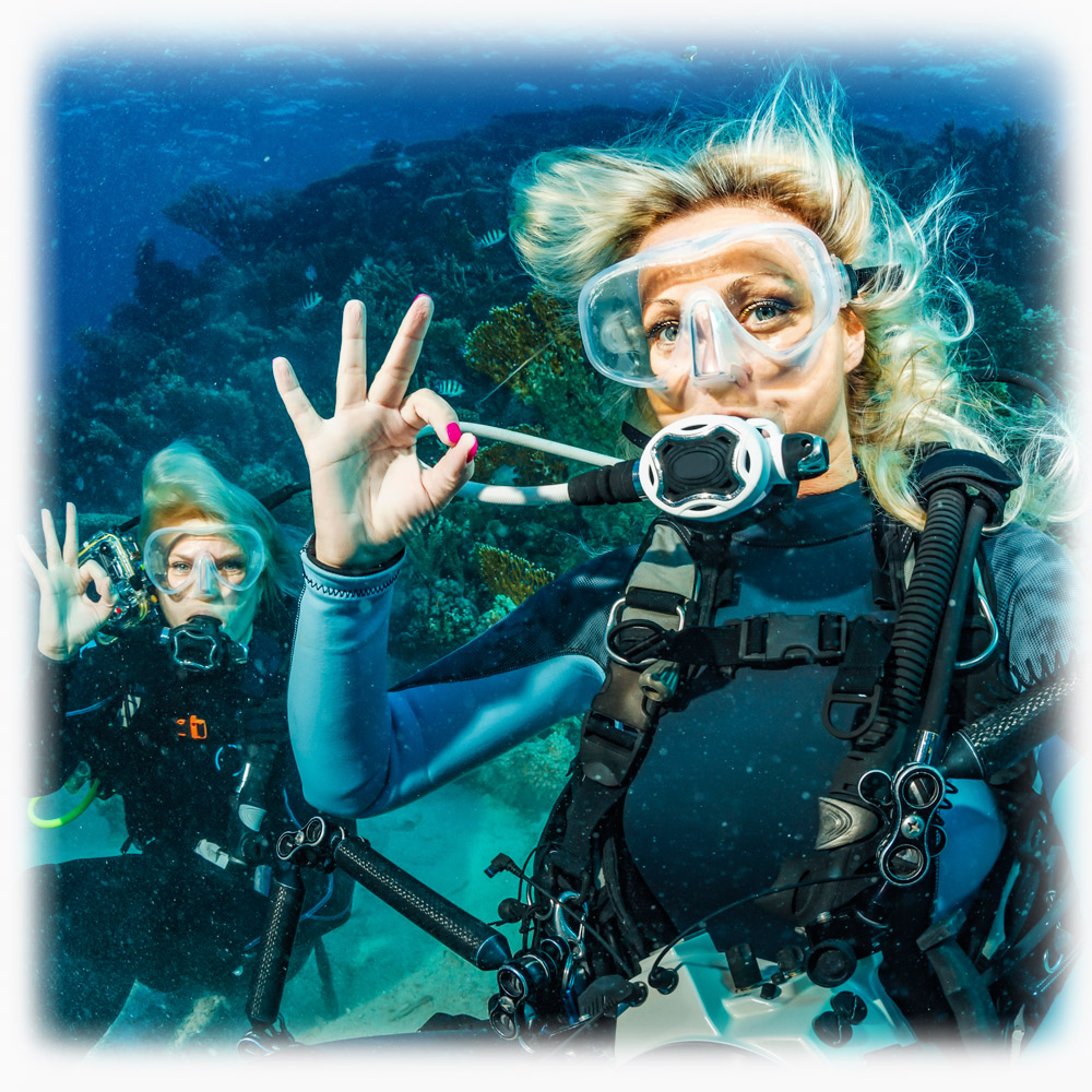Programa Discover Scuba Diving