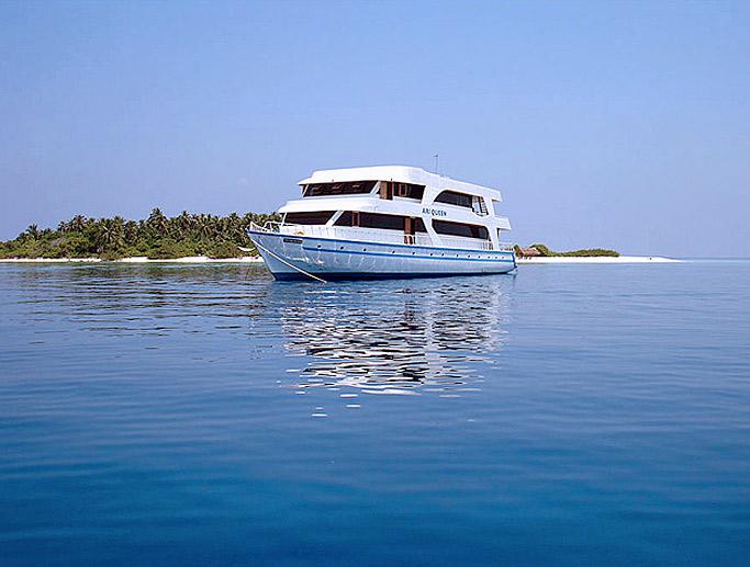 Queen Ari Maldivas