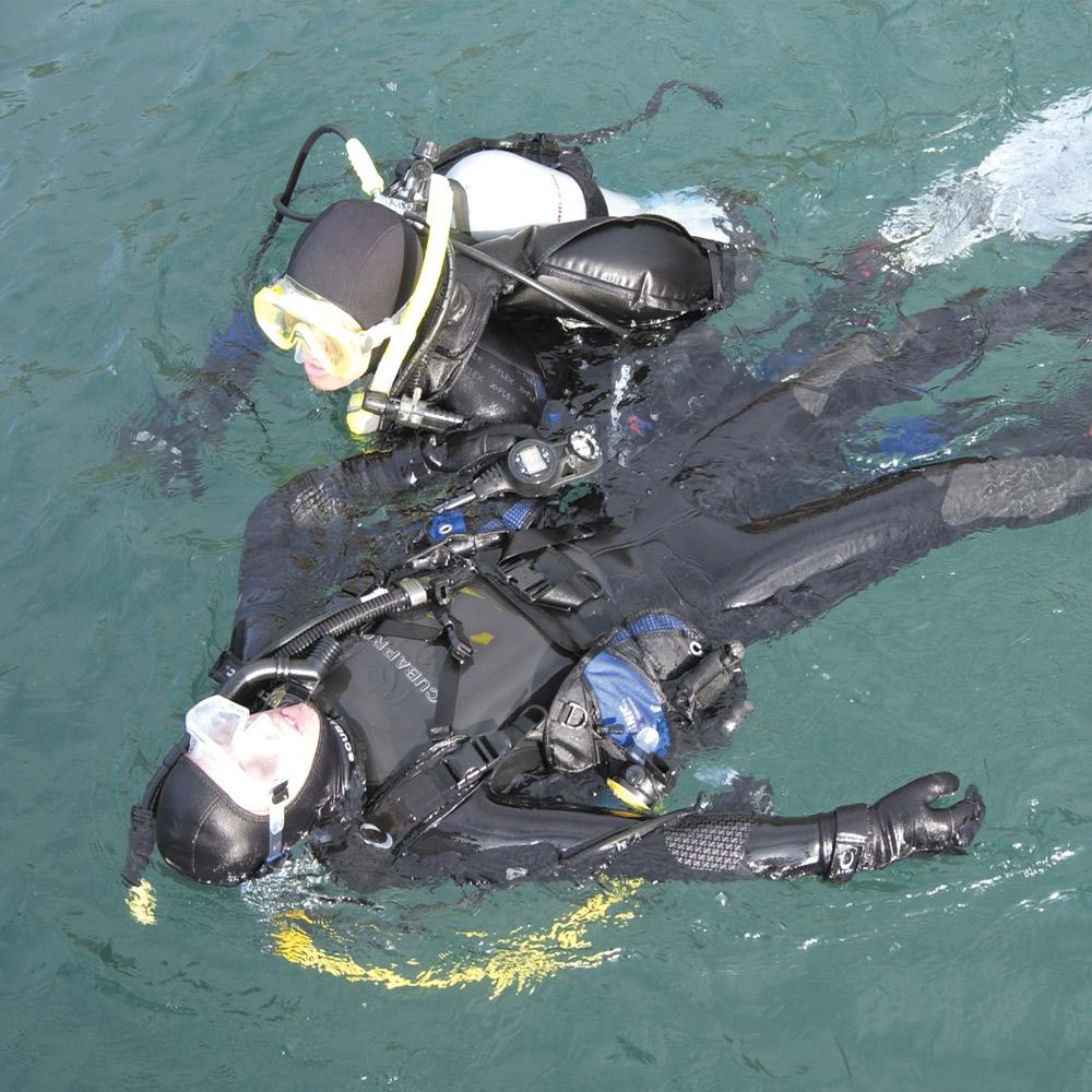 Curso Rescue Diver en Málaga