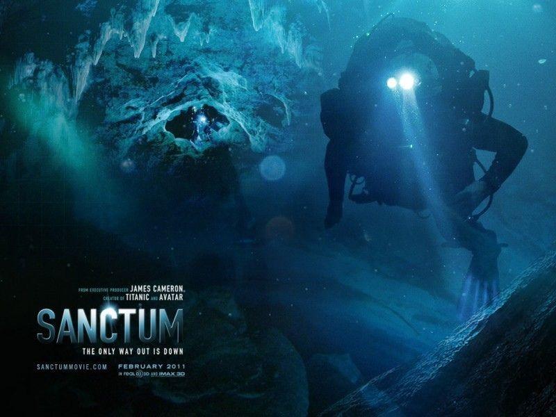 Película Sanctum