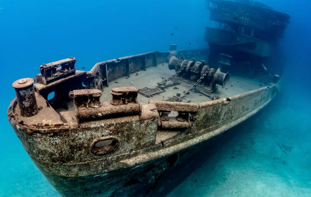 USS Kittiwake