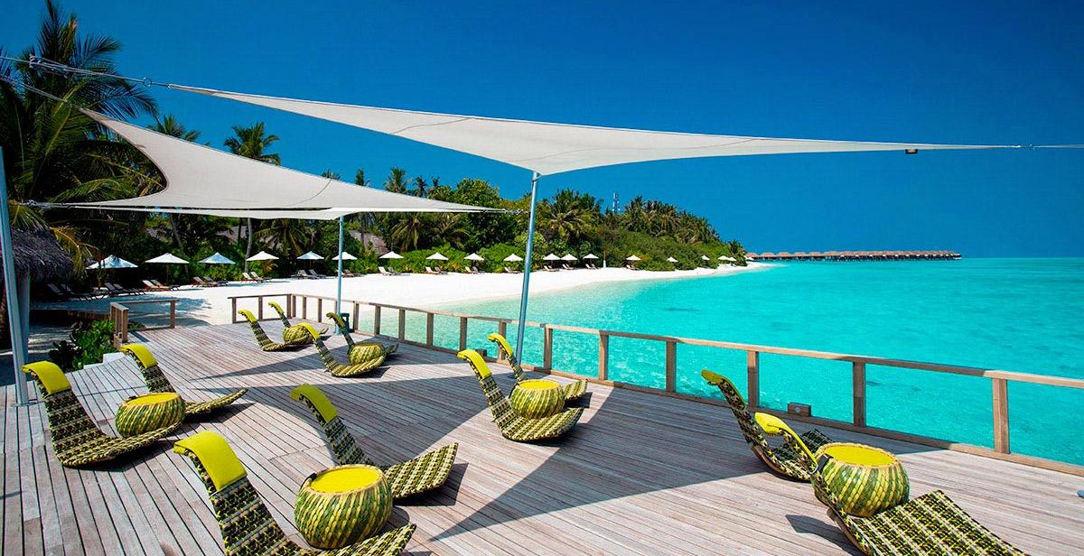 Viaje desde Resort Maldivas